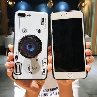 ốp điện thoại hình máy ảnh kèm Tặng PopSocket-ODT22