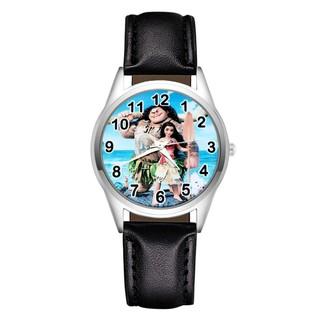 đồng hồ đeo tay hoạt hình xinh xắn cho bé