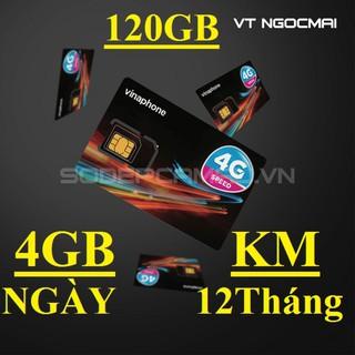 sim 4G vina 10 số vd89p xài tháng đầu miễn phí 120gb/tháng gọi nội mạng fee