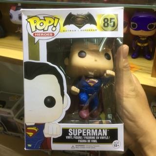 Mô hình Funko Superman BvS