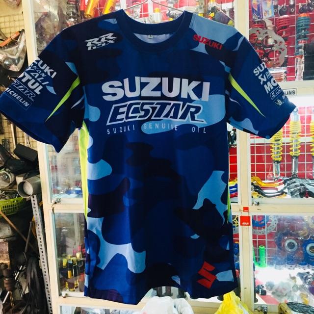 Áo phong Nam ( suzuki racing )