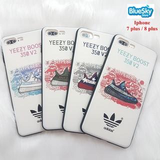 Ốp lưng Iphone 7 Plus / 8 Plus thể thao cao cấp Yeezy