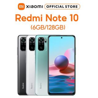 Điện thoại Xiaomi Redmi Note 10 (6+128GB) Hàng chính hãng Bảo hành 18 Tháng thumbnail