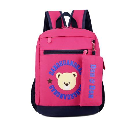Ba lô con gấu kèm hộp bút bằng vải cho bé kiểu dáng thời trang - 3614606 , 1008348060 , 322_1008348060 , 230000 , Ba-lo-con-gau-kem-hop-but-bang-vai-cho-be-kieu-dang-thoi-trang-322_1008348060 , shopee.vn , Ba lô con gấu kèm hộp bút bằng vải cho bé kiểu dáng thời trang