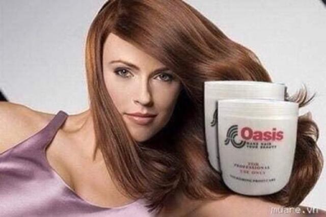 Ủ tóc OASIS 1000ml siêu mượt tóc