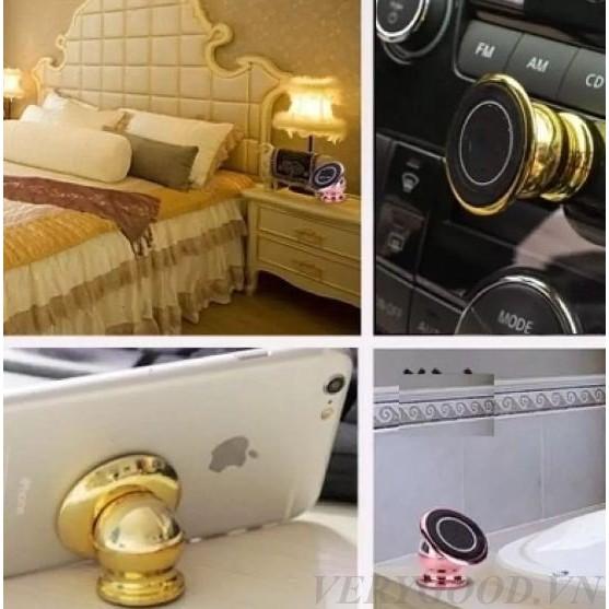 Bộ đế hít nam châm giá đỡ điện thoại trên xe ô tô, 360 độ (màu ngẫu nhiên) - 3404316 , 977620770 , 322_977620770 , 30000 , Bo-de-hit-nam-cham-gia-do-dien-thoai-tren-xe-o-to-360-do-mau-ngau-nhien-322_977620770 , shopee.vn , Bộ đế hít nam châm giá đỡ điện thoại trên xe ô tô, 360 độ (màu ngẫu nhiên)