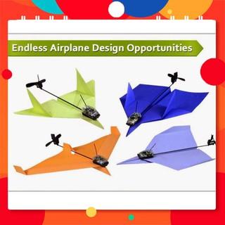 (Giá Rẻ} [Tốt & Rẻ] Máy bay giấyTrò chơi vui nhộn cho bé ,Kích thích khả năng sáng tạo-4133 [Cao Cấp] [Duy Nhất Hôm Na
