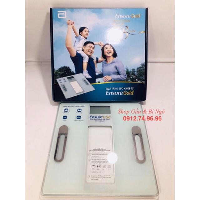 Cân sức khoẻ mặt kính cường lực, đo cân nặng, phân tích chỉ số cơ thể Ensure - 3109493 , 1194468916 , 322_1194468916 , 179000 , Can-suc-khoe-mat-kinh-cuong-luc-do-can-nang-phan-tich-chi-so-co-the-Ensure-322_1194468916 , shopee.vn , Cân sức khoẻ mặt kính cường lực, đo cân nặng, phân tích chỉ số cơ thể Ensure