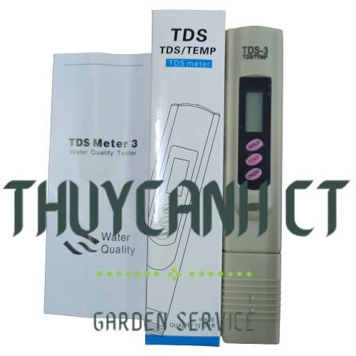 Bút TDS-3 đo dung dịch thủy canh