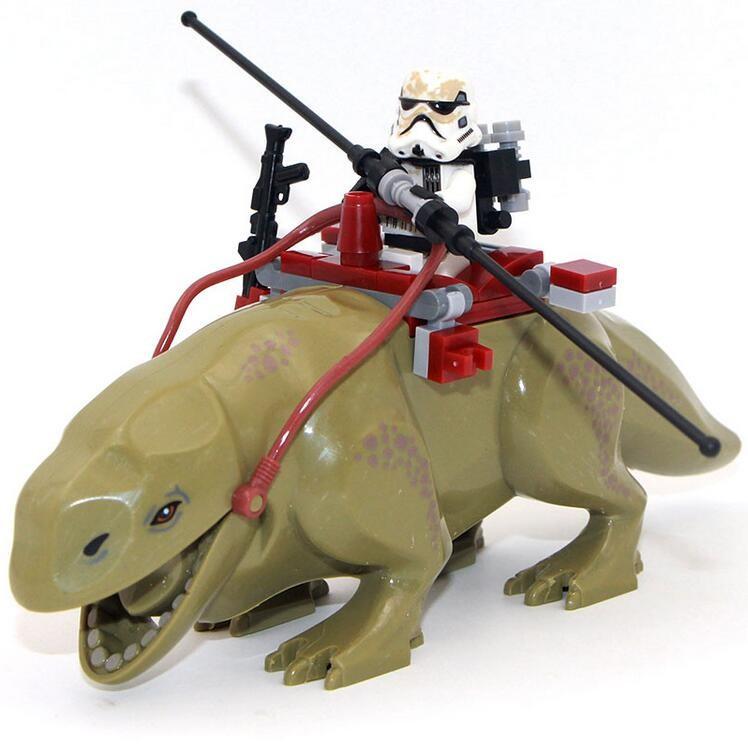 Bộ Lắp Ghép Lego Nhân Vật Phim Star Wars Pg636