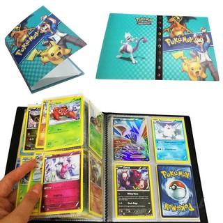 1 Cuốn Sổ Đựng 240 Thẻ Pokemon