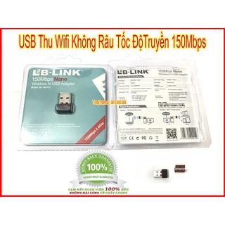 USB LB-LINK BL-WN151 Thu Wifi Không Râu Tốc Độ Truyền 150Mbps