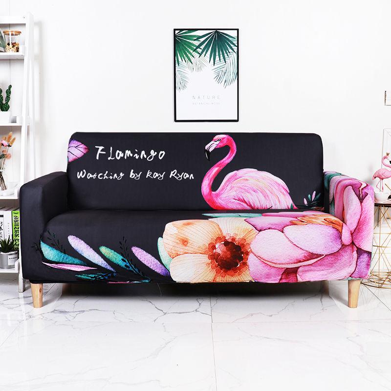Bọc ghế sofa họa tiết hoa hiện đại