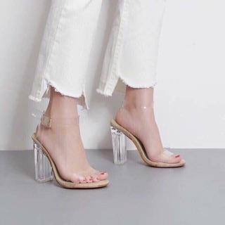 Sandal gót trong 7p chưa bao giờ hạ nhiệt chị em ạ ❤️