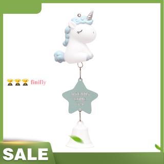 finifly Handmade Cute Animal Wind Chimes Pendant Wall Hanging Home Car Decoration N#S7