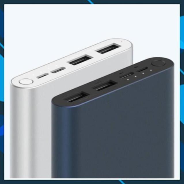 [Giá Rẻ] Pin Sạc Dự Phòng Xiaomi 18W 10000mAh Gen3, sạc nhanh, hàng chính hãng