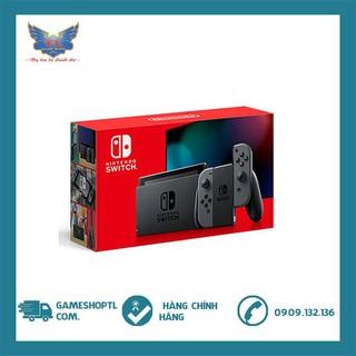 [Mã ELMS03 giảm 7% đơn 500K] Máy Nintendo Switch V2 Màu Grey Joy-Con - Model Mới 2019 -Dung Lượng Pin Gấp Đôi thumbnail