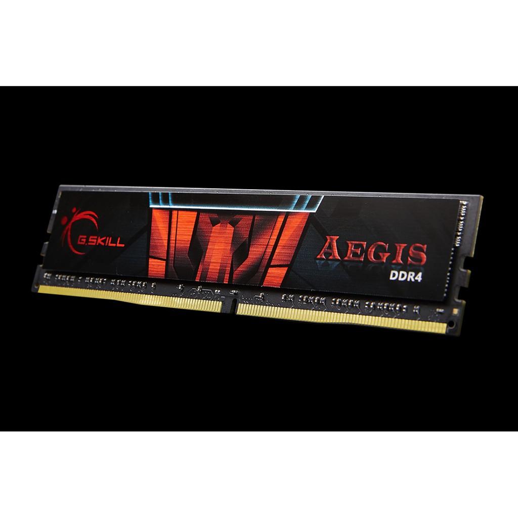 RAM máy tính G.SKILL Aegis DDR4 8GB (F4-2133C15S-8GIS)