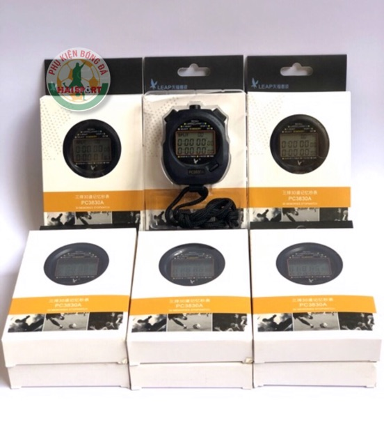 Đồng hồ bấm giờ thể thao PC3830A ( Tiêu chuẩn thi đấu )