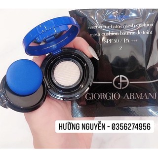 Phấn nước Cushion GIORGIO ARMANI Designer Essence mini thumbnail