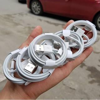 Cáp sạc Airpods iPhone iPad Lightning FOXCONN 5V-1A Sạc nhanh Siêu bền 2