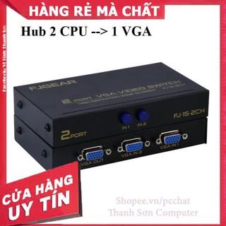 Hub chuyên 2 CPU ra 1 VGA – Linh Kiện Phụ Kiện PC Laptop Thanh Sơn