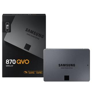 Ổ cứng SSD 2.5 inch SATA Samsung 870 QVO 1TB - bảo hành 3 năm SD66