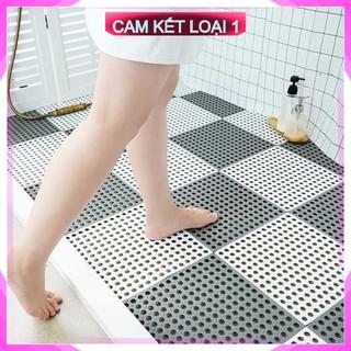 [ BH – 1 ĐỔI 1 ] Thảm trải sàn nhà phòng tắm, thảm phòng bếp chống trơn trượt, kháng khuẩn chuẩn mềm cao cấp