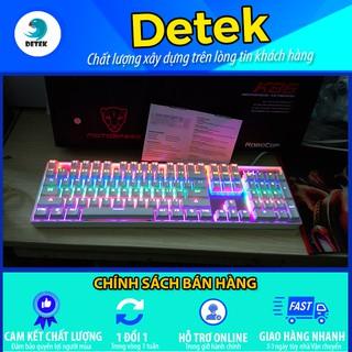 [ Giao siêu tốc chọn Grab, NowShip] Bàn phím cơ Motospeed K86 Rainbow Gaming Keyboard (Trắng) thumbnail