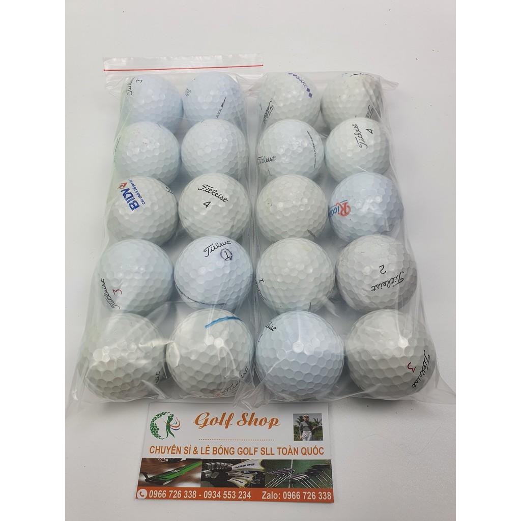 Bóng Golf, Bóng Đánh Golf Các Thương Hiệu, Honma, Taylomarde, Callaway, Sixson, vv.