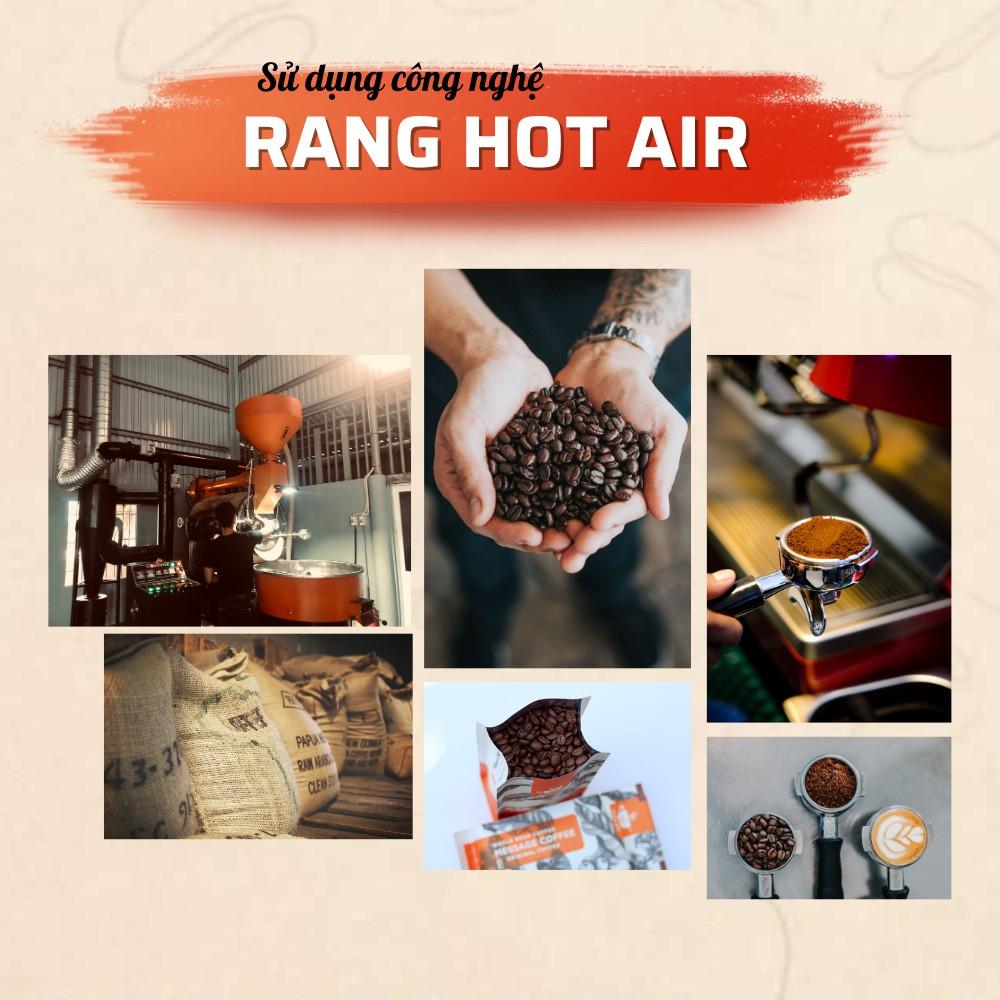 Phin pha cà phê phin màu anode chất lượng, sang, phin nhôm pha cafe cao cấp từ Message Coffee
