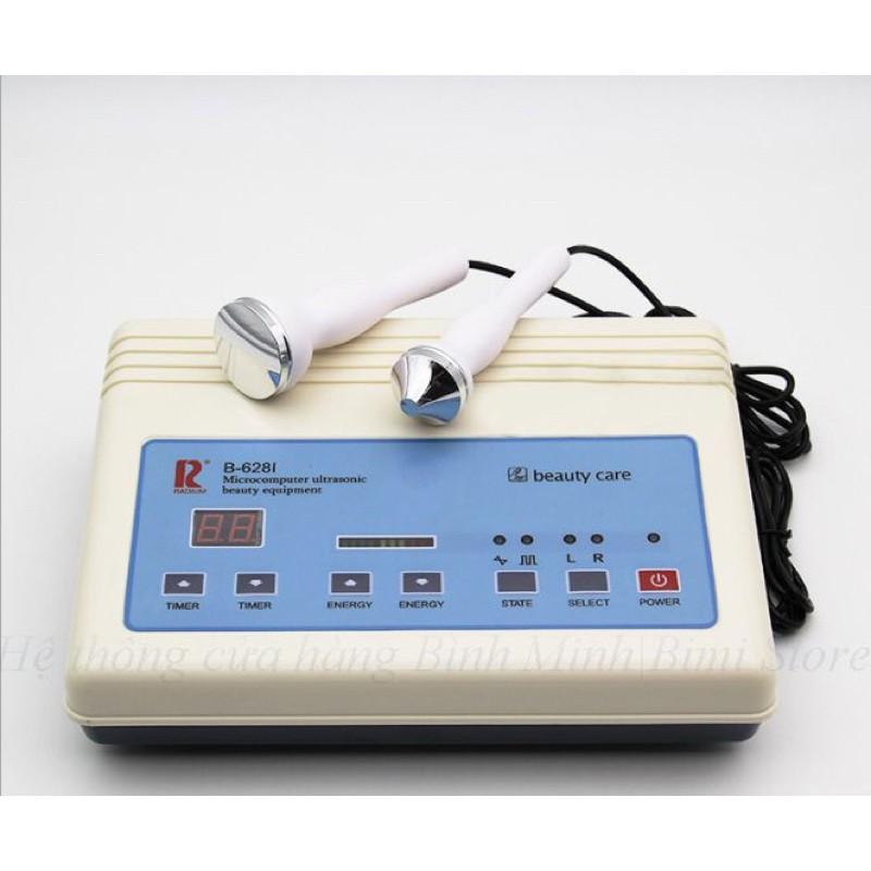 Máy thải trì hút trì ru-628l dùng trong spa thẫm mỹ viện