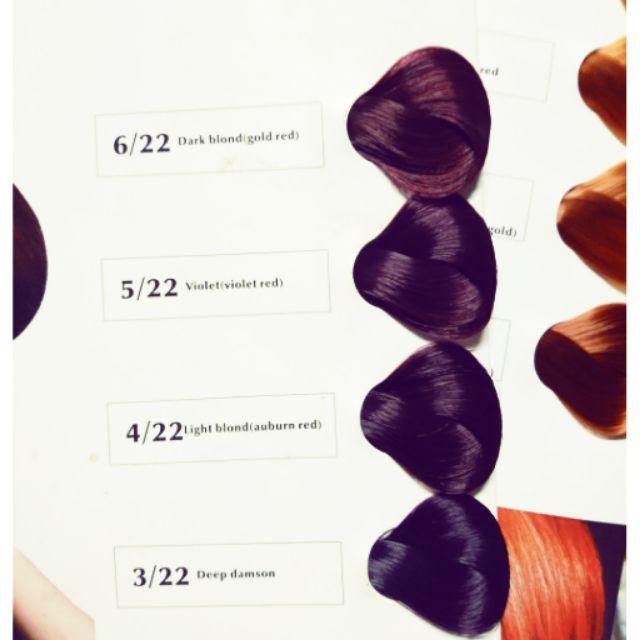 Màu nhuộm tóc tím kl 120ml - 2930785 , 295918656 , 322_295918656 , 186000 , Mau-nhuom-toc-tim-kl-120ml-322_295918656 , shopee.vn , Màu nhuộm tóc tím kl 120ml
