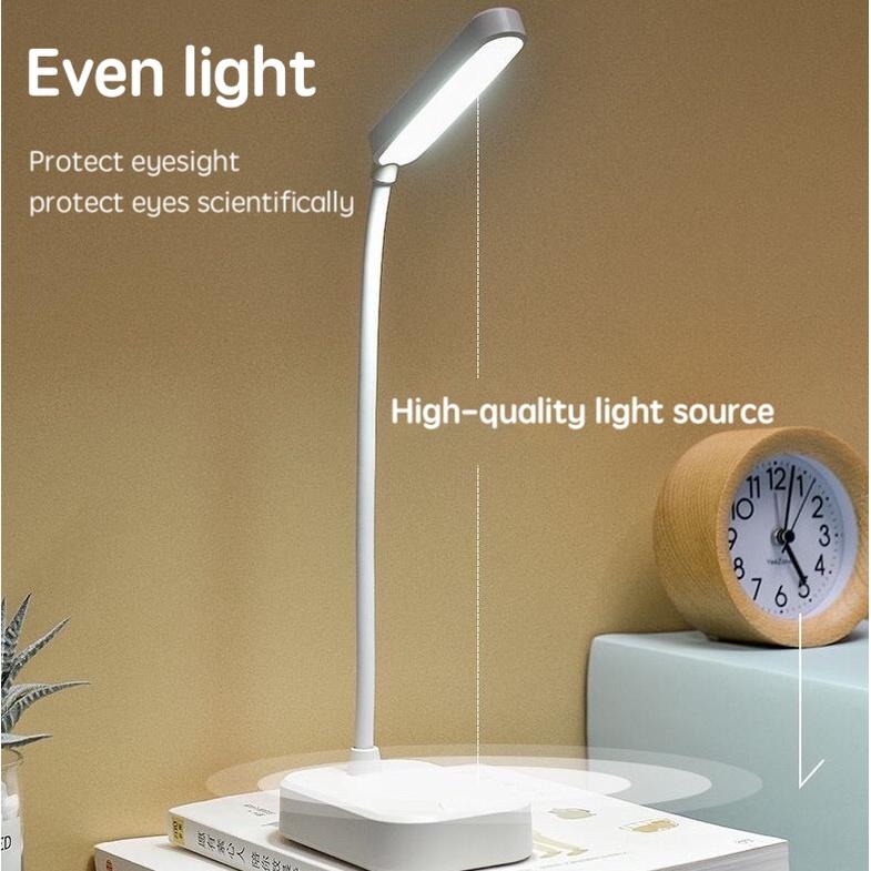 USB đèn led đèn học bóng cao cấp đèn sáng đèn học sinh bàn học touch đèn đọc sách Đèn làm việc cổ ngỗng có thể điều chỉnh linh hoạt 3 mức độ sáng Đèn bàn chăm sóc mắt có thể điều chỉnh cho Văn phòng tại nhà Phòng ngủ Nhà bếp Đầu giường đọc sách