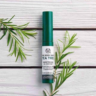 Gel Chấm Mụn The Body Shop Tea Tree Targeted 2.5ml
