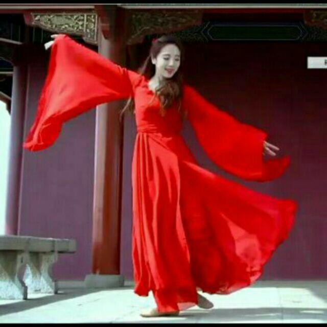 Váy cổ trang trung quốc