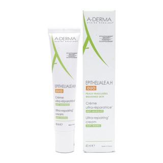 Kem phục hồi và tái tạo làn da sau khi bắn lazer A-DERMA Epitheliale AH Duo Ultra Repairing Cream 40ml thumbnail