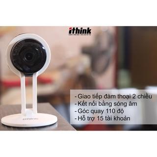 Camera quan sát iThink HandView C4 -quan sát ngày và đêm, đàm thoại 2 chiều+TẶNG THẺ NHỚ 32GB thumbnail