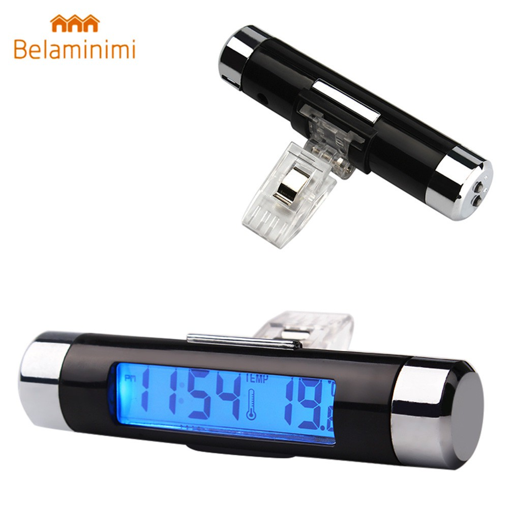 Đồng hồ lọc khí màn hình LCD cho xe hơi