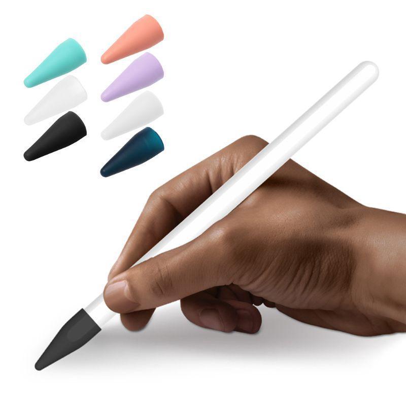 Nắp silicone dùng bảo vệ đầu bút cảm ứng Apple Pencil