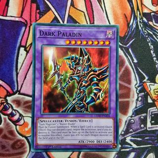 Thẻ bài Yugioh chính hãng | Dark Paladin | LEDD common.