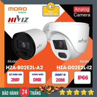 [Camera Siêu Nét 2M] Camera Hiviz 2M HZA-D02E2L-I2 Chính hãng 1080p - Bảo hành 2 năm thumbnail