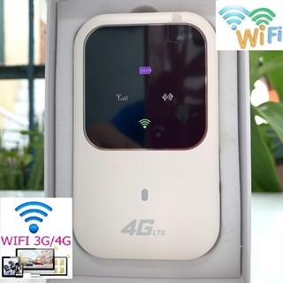Bộ phát wifi không dây bằng sim 3G 4G- Cục wifi di động bán chạy nhất năm