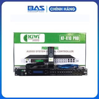 [ Chính Hãng ] Vang số chỉnh cơ Kiwi KF X10 Pro, tích hợp Bluetooth, hỗ trợ cổng Optical, cổng mic và công tắc nguồn thumbnail
