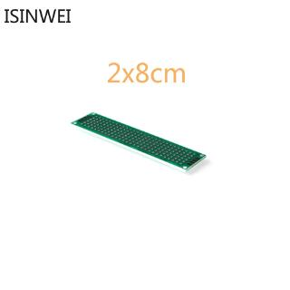 1pcs Double Sided Prototype PCB Universal Printed Circuit Board Breadboard 2.54 Pitch Thickness 1.6