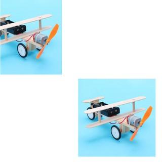 Đồ chơi thông minh, sáng tạo Đồ chơi khoa học STEAM – chế tạo máy bay cho bé