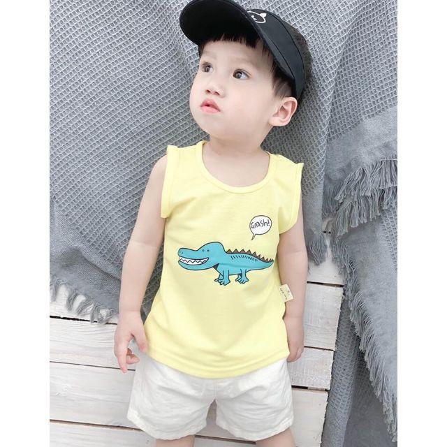Áo cá sấu  siêu  sang  bé trai bé gái