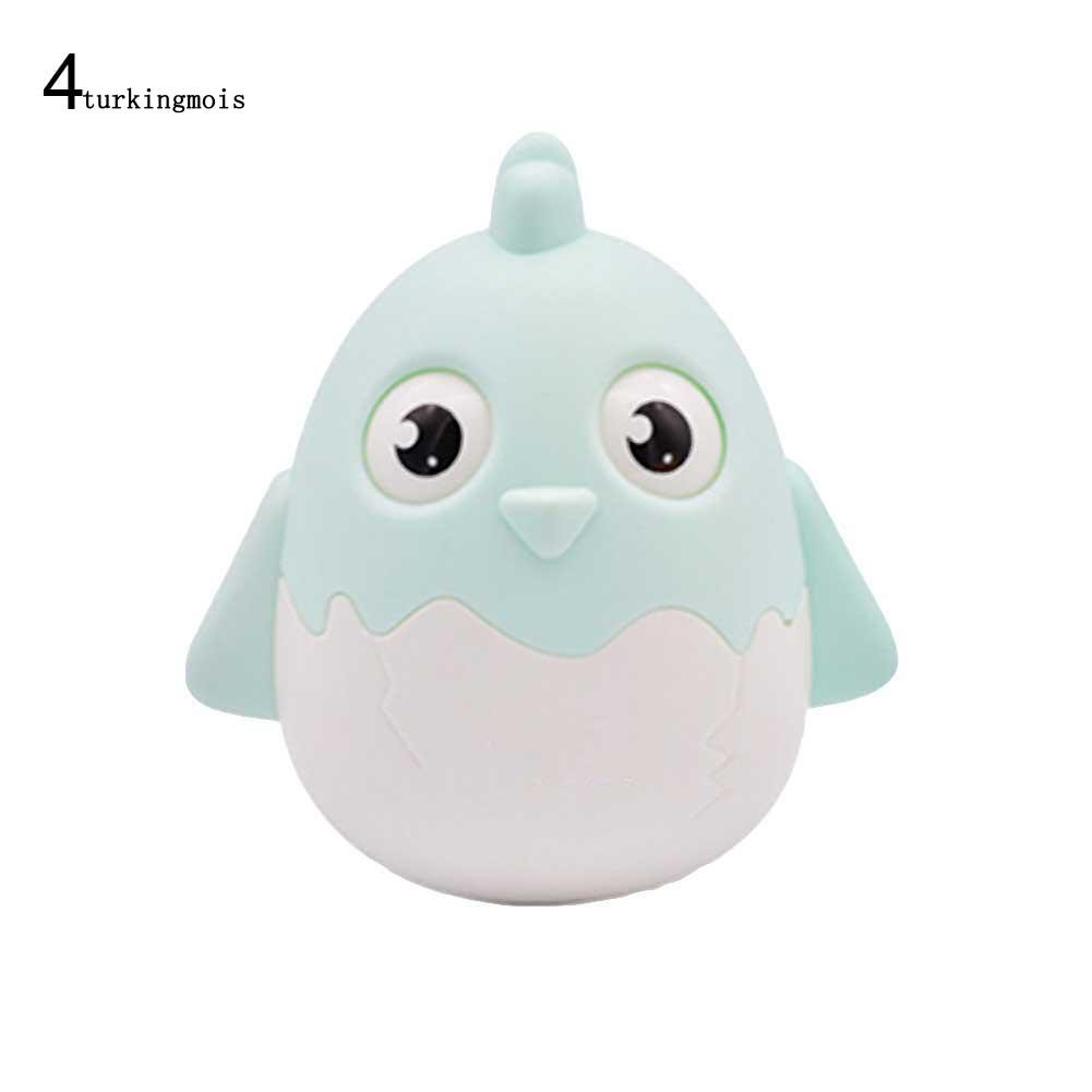 TK-Baby Infant Toddler Kids Boys Girls Funny Chick Tumbler Early Educational Toys