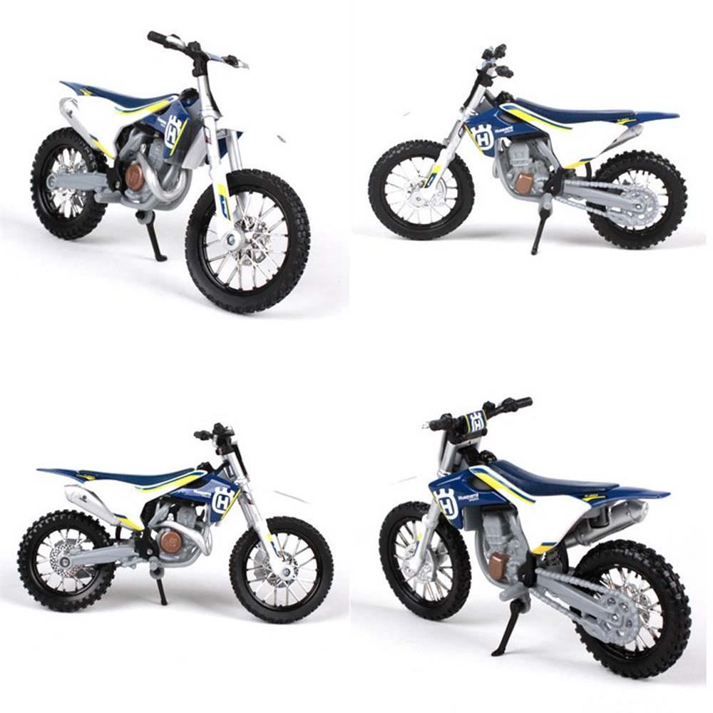 Meritor Maisto Alloy Motorcycle Toy 1:18 Model KTM Huswana SUV Classic Collection For Children New Year Gift