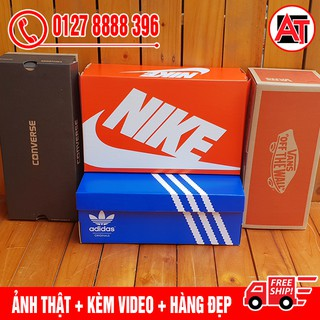 ⚡[KHUYẾN MÃI] Hộp Giày Converse Chuck 2, Adidas, Nike, Adidas